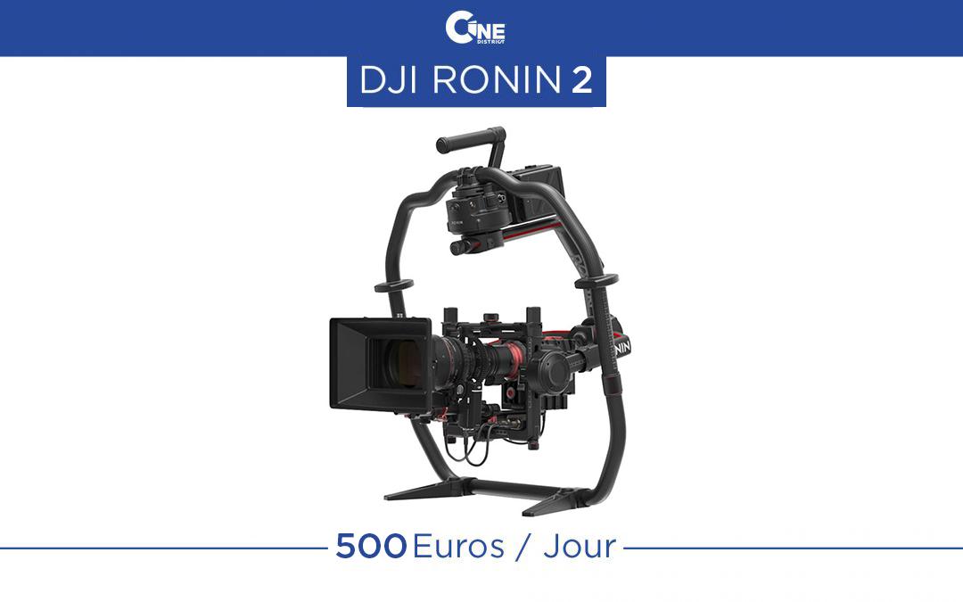 Opérateur DJI RONIN 2