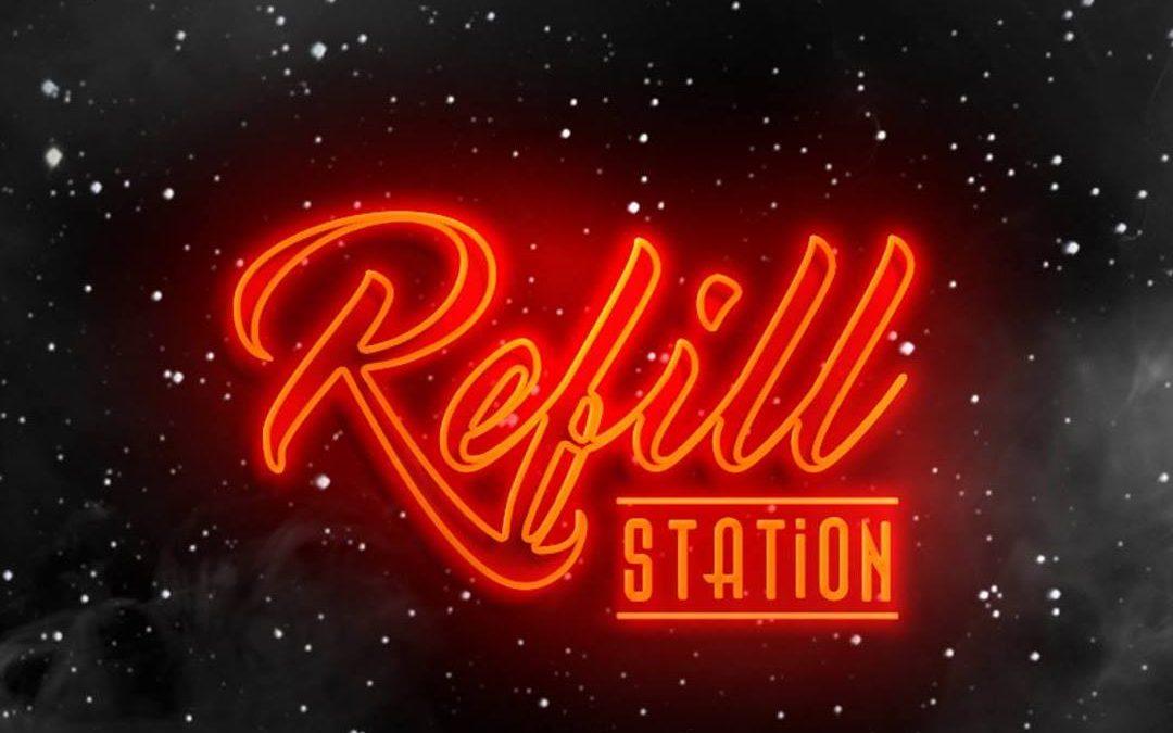Refill Station VapExpo Lille 2018