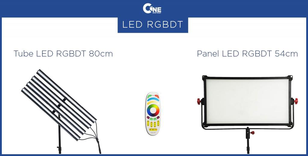 LED RGBDT